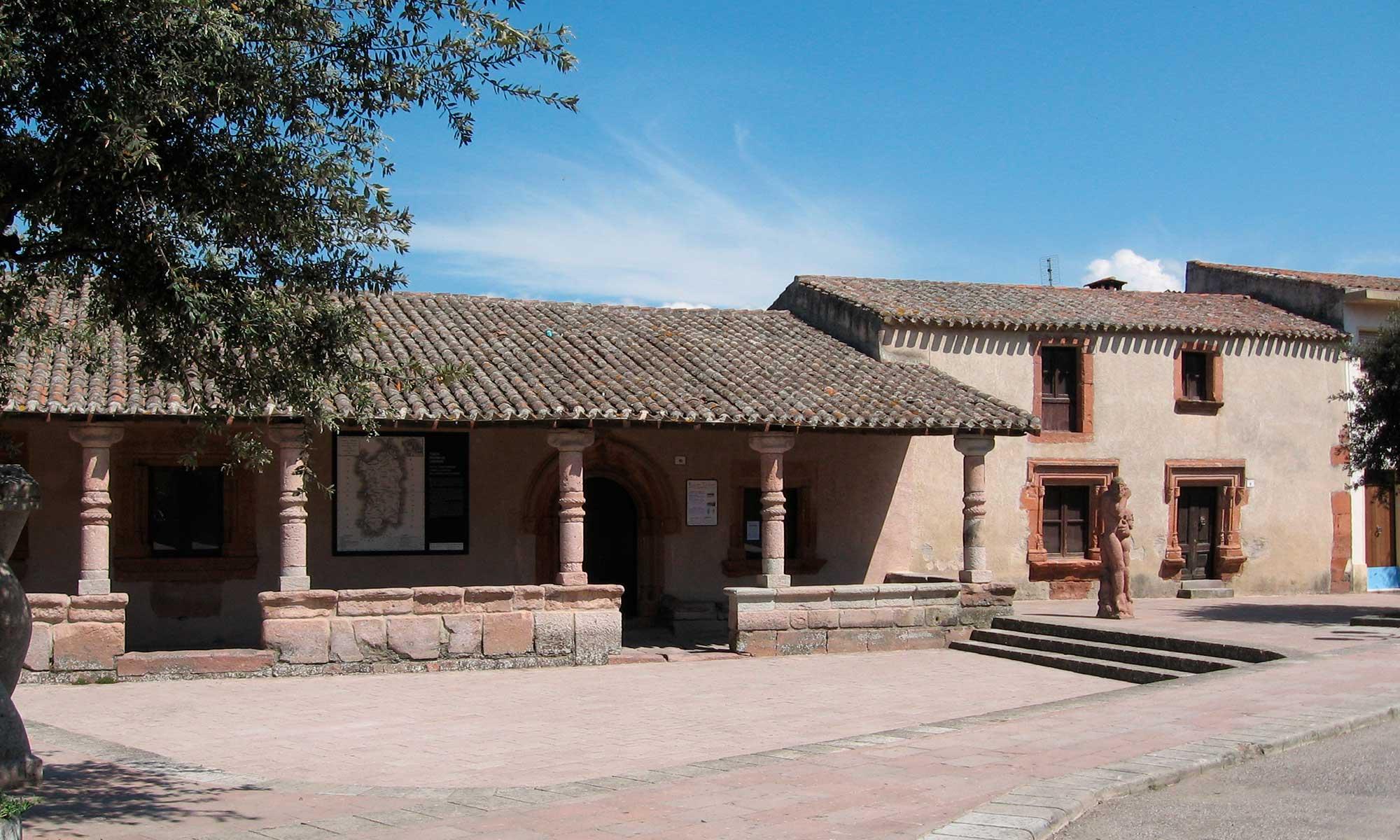 Casa Aragonese di Fordongianus