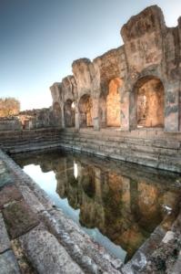 Antiche Terme Romane di Fordongianus - cose da vedere