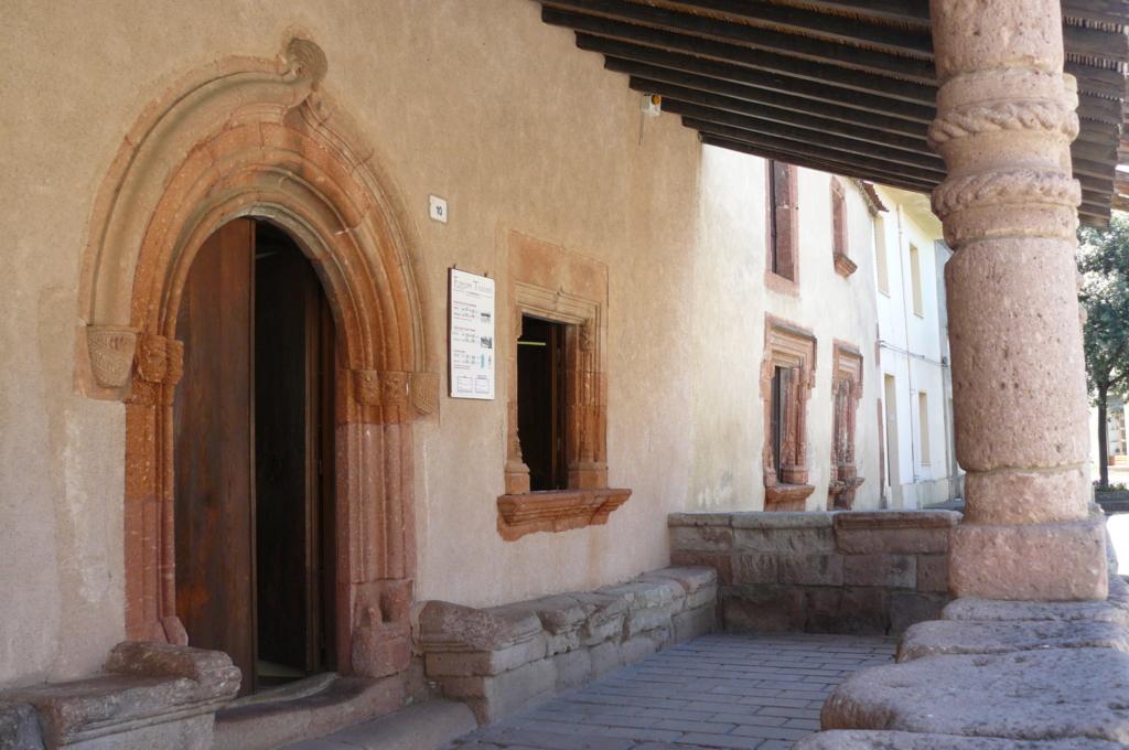 Aragonese house in Fordongianus