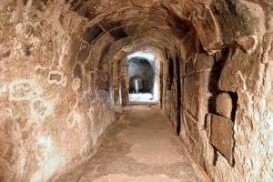 Chiesa di San Lussorio cripta