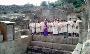 Visite animate alle terme romane per le scuole