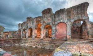 Antiche Terme Romane di Fordongianus