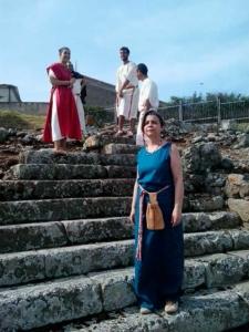 Visita Guidata animata alle Terme Romane di Fordongianus