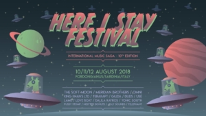 HERE Y STAY FESTIVAL 2018